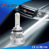 Luz 9004 do carro do diodo emissor de luz do bulbo do diodo emissor de luz auto 9005 9006 H4 H7