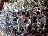 Baugerüst Asseooroies Bohrrohrklemme - britisches Absinken schmiedete Typen Koppler