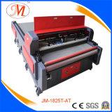 De ruime Scherpe Machine van de Laser voor Auto Cover&Airbag (JM-1825t-bij)