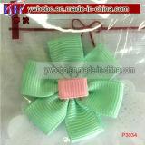 리본 꽃 DIY 트리밍 고품질 모발 제품 (P3035)