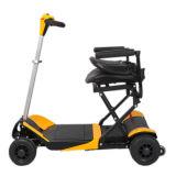 Leichtes bewegliches Automobil, das elektrischen Roller mit Lithium-Batterie faltet