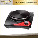 Piastra riscaldante solida elettrica Es-3106 Cooktop elettrico di approvazione di RoHS del Ce