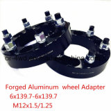 Geschmiedetes Aluminiumrad-Adapter-Rad-Distanzstück 6X139.7