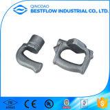 Parti di pezzo fucinato dell'acciaio inossidabile del fornitore di ISO9001 Cina, parte di pezzo fucinato del ferro