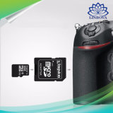 Cartão dos CF do TF do cartão da memória Flash do cartão 8g 16g 32g 64G 128g do SD da classe 10 de alta velocidade micro para Smartphones