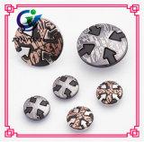 Le denim boutonne des boutons en métal de boutons de jeans en métal pour le vêtement