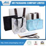 トンコワンは贅沢な服装の紙袋のショッピング・バッグの包装を予約した