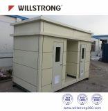 모듈 집의 벽 클래딩을%s 알루미늄 복합 재료