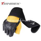 Jinrexの試しの適性の重量挙げのスポーツの手袋