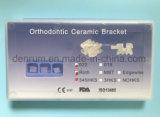 Parentesi ortodontica di ceramica di Monoblock diplomata Ce Roth di fabbricazione di Denrum