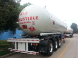 China faz o Semitrailer do petroleiro do gás do Semitrailer de 56000liters 24mt LPG