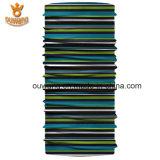 一流のスカーフの製造業者からの良質ポリエステル継ぎ目が無いバンダナ