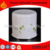 Nueva utensilios de cocina impresos de la taza del esmalte de Sunboat del diseño alta calidad