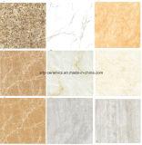 Verkaufen-Hervorgequollene Baumaterial-voll polierte glasig-glänzende Fliese