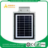 Fabrik direktes 5W alle in einem Solarstraßenlaterne
