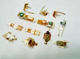 Composants de estampage Riveting électriques de contact