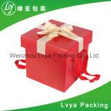 Preiswerter Zoll gedruckter kosmetischer Papierkasten für Geschenk-Verpackung
