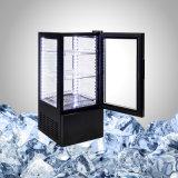 Vier versahen Glaskühlvorrichtung mit Seiten