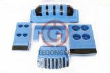 Van de Micro- van de Hulpmiddelen van het Opkrikken van de pijp Bit QS11-001 de Een tunnel gravende Schraper van Hulpmiddelen