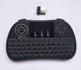 Клавиатура мыши воздуха Backlight беспроволочная миниая с Backlit I86