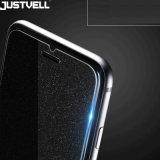 Nueva película curvada 3D Tempered del protector de la pantalla del vidrio del diamante para el iPhone 7