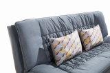 Sofá dobrado da tela do clássico dois