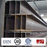 Viga laminada en caliente al por mayor ASTM A36 A572 de H con las existencias Ipe Ipea