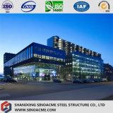 Edificio comercial de la estructura de acero para el departamento del departamento