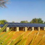 Электрическая система гибрида MPPT солнечная для сарая гостиницы школы стационара