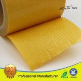 Lado doble / cara cinta de fibra de vidrio de la Cruz