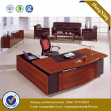 Grosser Größen-Executivschreibtisch-L-förmiger Melamin-Büro-Schreibtisch (NS-NW094)