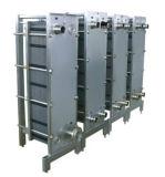 Refrigerador de placa del refrigerador de la leche del cambiador de la placa del cambiador de calor de la placa