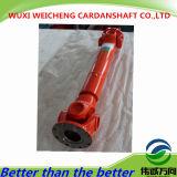 SWCの産業機械のための軽量Cardanシャフトかシャフトまたはユニバーサルシャフト