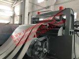 Plaque en acier fendant la chaîne de production automatique