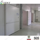 Conservación en cámara frigorífica de condensación partida de los vehículos de la unidad