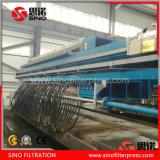 Filtre-presse automatique de membrane de traitement de cambouis pour la séparation de solide-liquide de asséchage de cambouis