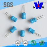 Tipo radial inductor Wirewound del Lgb de la bobina de estrangulación de la potencia para la C.C.