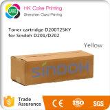 cartucho de toner del laser del color 25k para Sindoh D201 D202