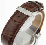 De diseño de moda de cuarzo personalizada Relojes del movimiento de los hombres