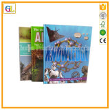 オフセット印刷の安い価格の紙表紙の児童図書の印刷