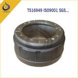 Аттестованный ISO/Ts16949 тормозный барабан запасной части тележки