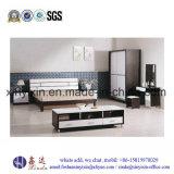 Mobília de madeira do quarto de China da base enorme (SH038#)