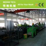 Film di materia plastica residuo del LDPE dell'HDPE del PE pp che ricicla macchina