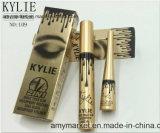 Kylie 2 in 1 magische starke dünne wasserdichte Wimperntuschekühlem schwarzem wasserdichtem Eyeliner