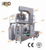 Máquina automática de embalaje de bolsas de papel para palomitas de maíz