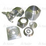 China-Lieferant Soem-Präzision CNC-maschinell bearbeitenteile gebildet durch Alu6061/5052/7075