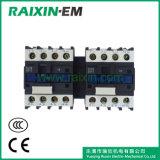 Mechanische Met elkaar verbindende het Omkeren AC van Raixin Cjx2-25n Schakelaar