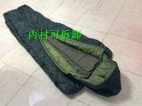 Mummy tactique militaire extérieure Voyager Sport Bas ou Coton Nylon imperméable à l'eau Sac de couchage