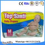ブルキナファソ上のSantiの極度の吸収性の赤ん坊のおむつ