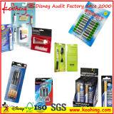 Produits électroniques/couverture de empaquetage de batterie/ampoule d'outils avec le carton d'impression